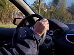 kierowca CE w Anglii
